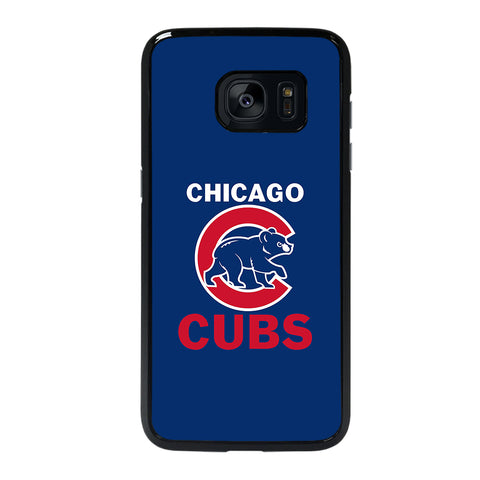 CHICAGO CUBS 2 Samsung S7 Edge Case