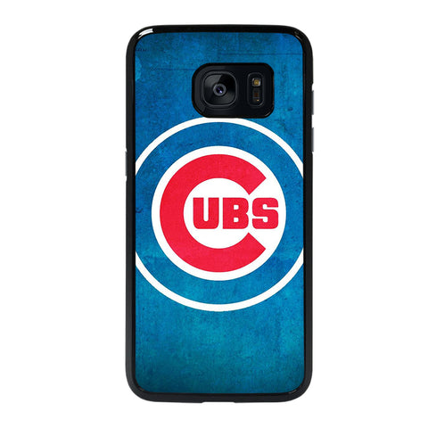 CHICAGO CUBS 4 Samsung S7 Edge Case