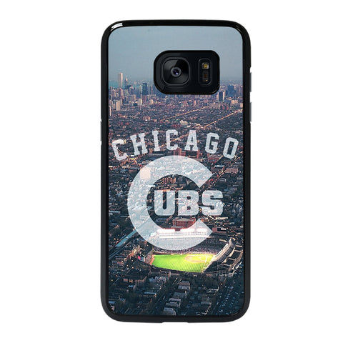 CHICAGO CUBS Samsung S7 Edge Case