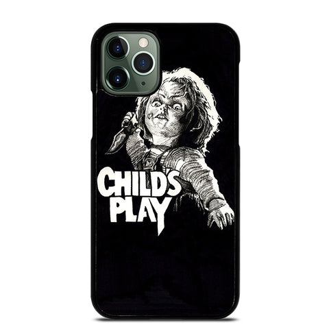 CHUCKY CHILD'S PLAY iPhone 11 Pro Max Case