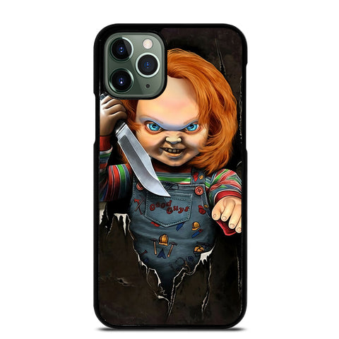 CHUCKY SCARY DOLL 3 iPhone 11 Pro Max Case