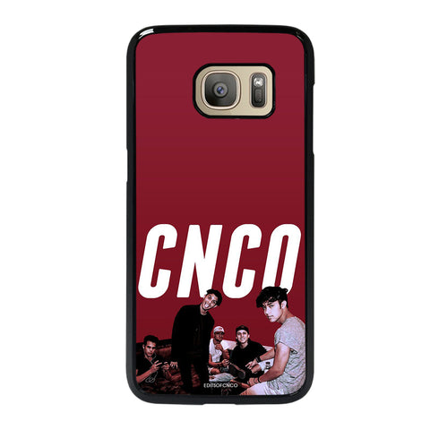 CNCO GROUP 3 Samsung S7 Case