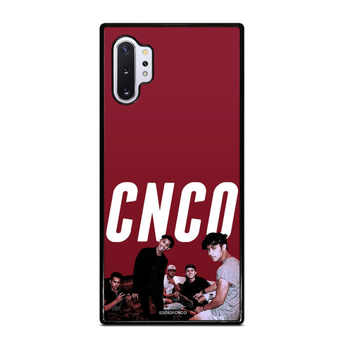 CNCO GROUP 3 Samsung Note 10 Plus Case