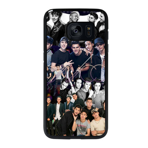 CNCO GROUP COLLAGE Samsung S7 Edge Case