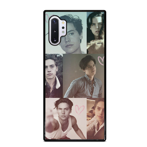COLE SPROUSE - RIVERDALE Samsung Note 10 Plus Case