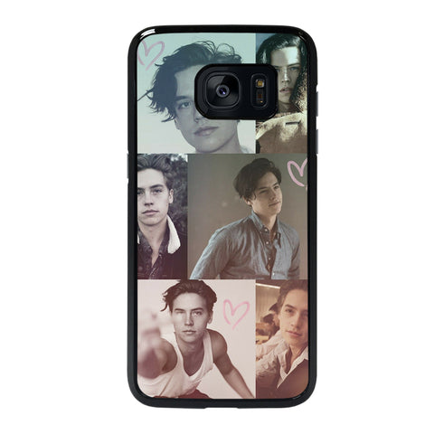 COLE SPROUSE - RIVERDALE Samsung S7 Edge Case