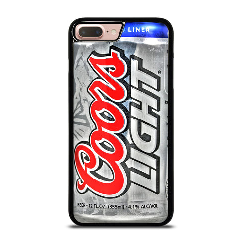 COORS LIGHT BEER 2 iPhone 7 / 8 Plus Case