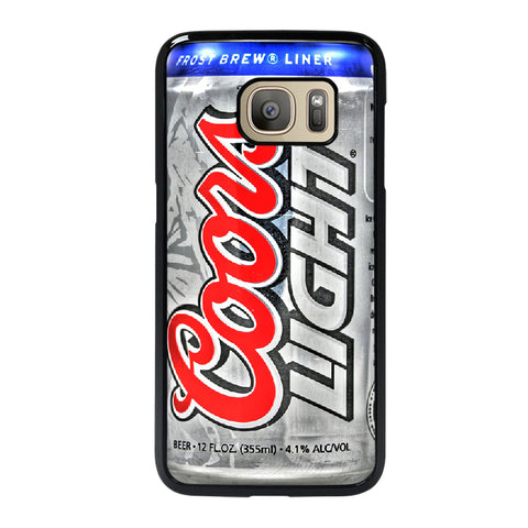 COORS LIGHT BEER 2 Samsung S7 Case