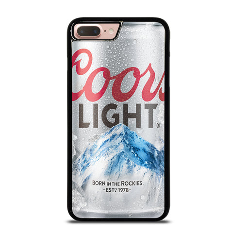 COORS LIGHT BEER iPhone 7 / 8 Plus Case