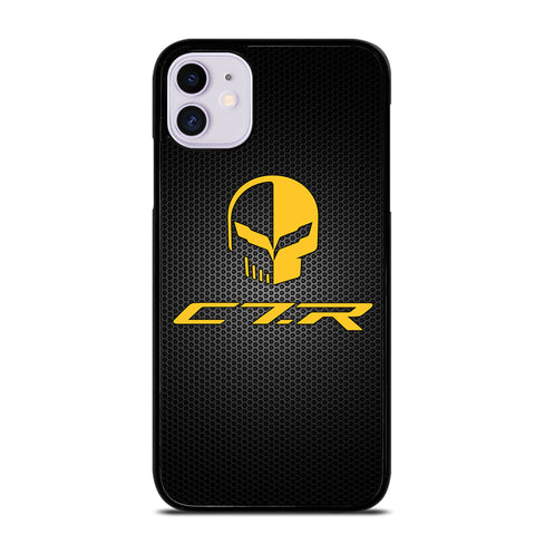 CORVETTE RACING JAKE DECAL iPhone 11 Case
