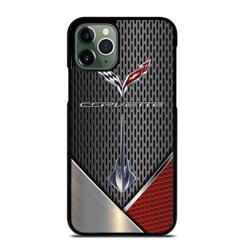 CORVETTE STINGRAY C7 CARBON 2 iPhone 11 Pro Max Case