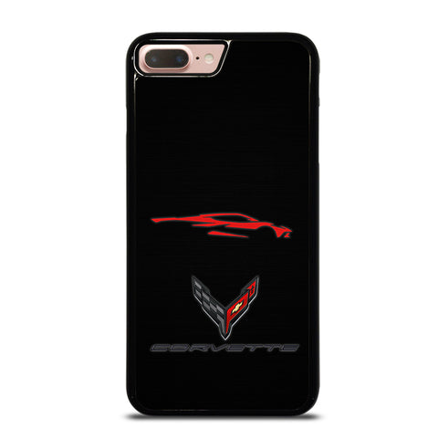 CORVETTE STINGRAY C8 CAR LOGO iPhone 7 / 8 Plus Case