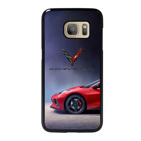 CORVETTE STINGRAY C8 Samsung S7 Case
