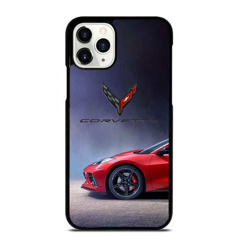 CORVETTE STINGRAY C8 iPhone 11 Pro Case