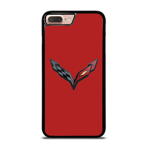 CORVETTE STINGRAY CHEVY RED iPhone 7 / 8 Plus Case