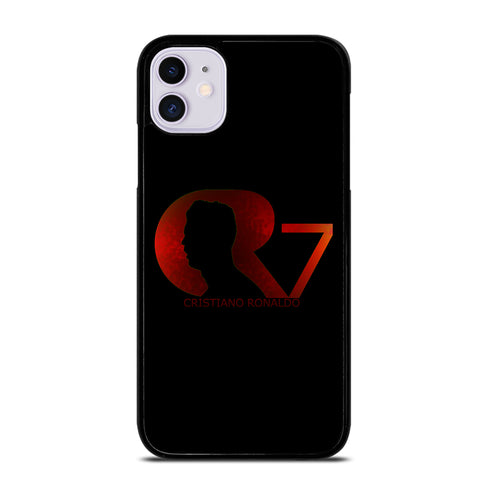 CR7 CRISTIANO RONALDO LOGO iPhone 11 Case