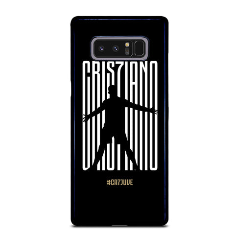 CRISTIANO JUVENTUS CR7 Samsung Note 8 Case