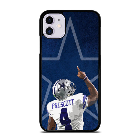 Dak Prescott Cowboys iPhone 11 Case