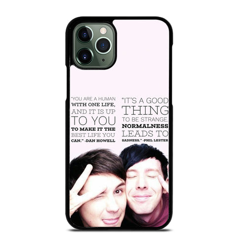 DAN AND PHIL 3 iPhone 11 Pro Max Case