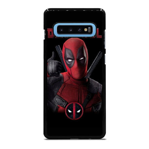 DEADPOOL Superhero Samsung S10 Plus Case
