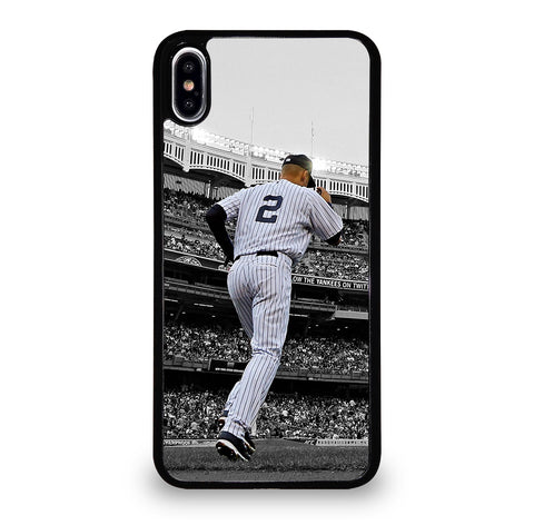 DEREK JETER NEW YORK YANKEES 2 iPhone XS Max Case