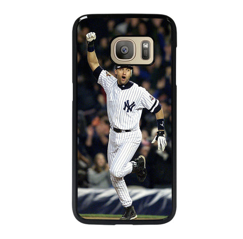 DEREK JETER NEW YORK YANKEES Samsung S7 Case