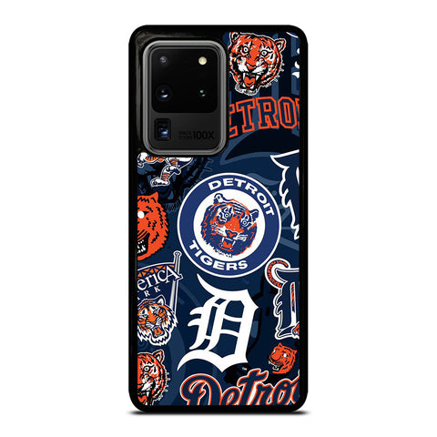 DETROIT TIGERS COLLAGE Samsung S20 Ultra Case