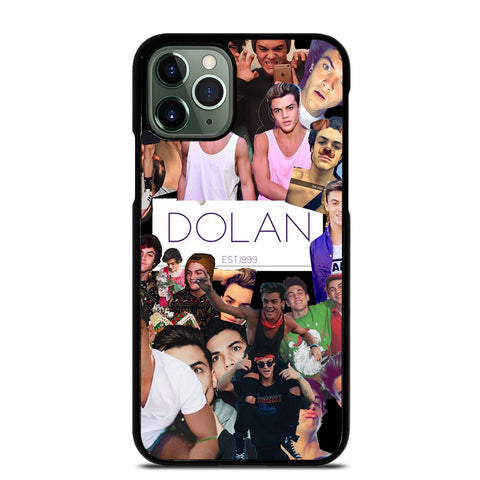 DOLAN TWINS COLLAGE iPhone 11 Pro Max Case
