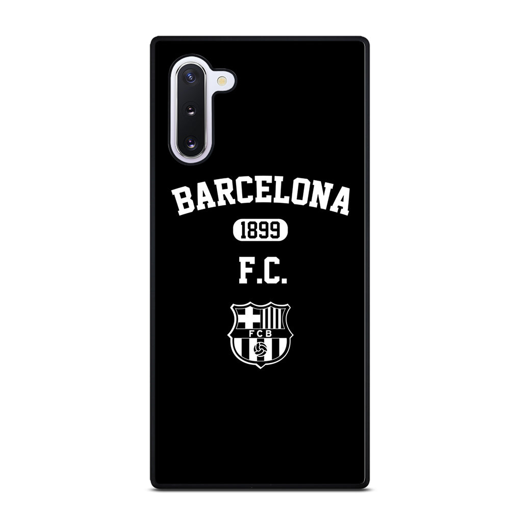 Download Fc Barcelona Logo Black And White