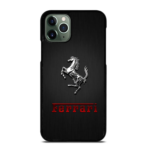 FERRARI HORSE LOGO iPhone 11 Pro Max Case