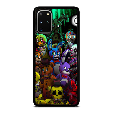 FIVE NIGHTS AT FREDDY'S GANG Samsung S20 Plus Case