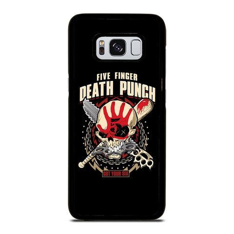 FIVE FINGER DEATH PUNCH FFDP 2 Samsung S8 Case