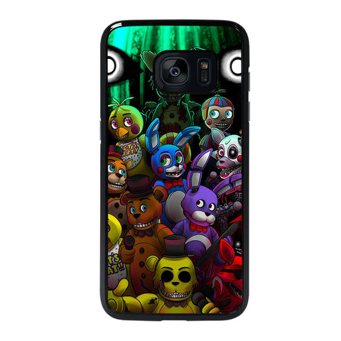 FIVE NIGHTS AT FREDDY'S GANG Samsung S7 Edge Case