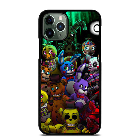 FIVE NIGHTS AT FREDDY'S GANG iPhone 11 Pro Max Case