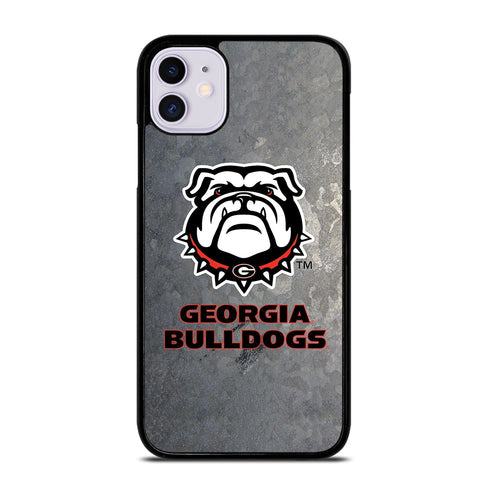 GEORGIA BULLDOGS UGA iPhone 11 Case