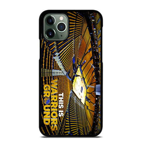 GOLDEN STATE WARRIORS COURT 3 iPhone 11 Pro Max Case