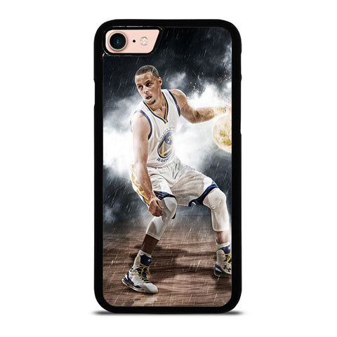 GOLDEN STATE WARRIORS STEPHEN CURRY 3 iPhone 7 / 8 Case