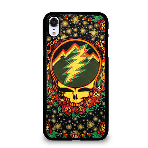 GRATEFUL DEAD ART iPhone XR Case