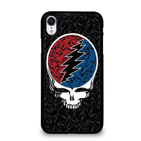 GRATEFUL DEAD FACE iPhone XR Case
