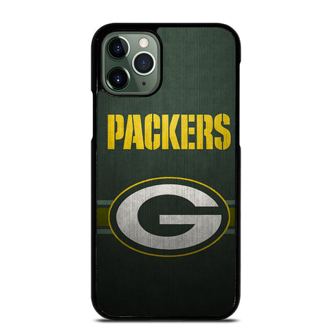 GREEN BAY PACKERS 2 iPhone 11 Pro Max Case