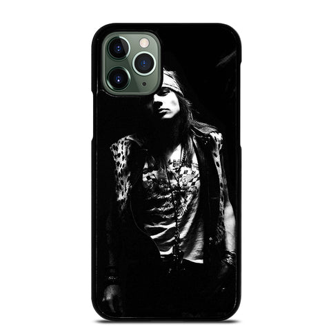 GUNS N ROSES - AXL ROSE iPhone 11 Pro Max Case