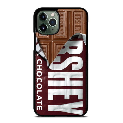 HERSHEY UNWRAPPED CHOCOLATE BAR iPhone 11 Pro Max Case