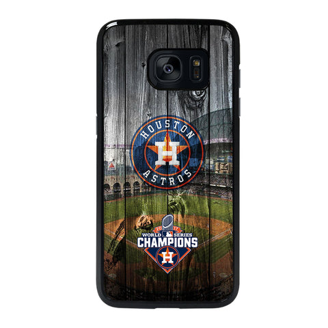 HOUSTON ASTROS Samsung S7 Edge Case