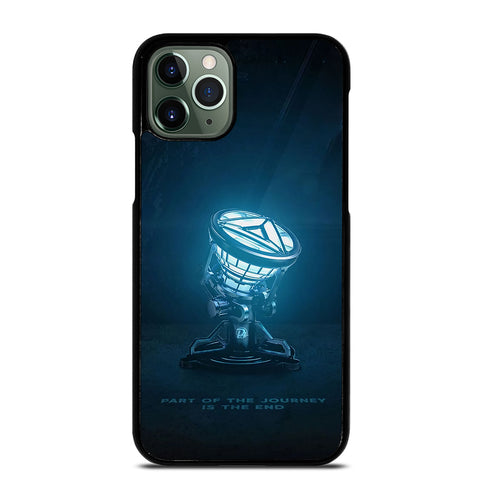 IRON MAN ARC REACTOR AVENGER ENDGAME iPhone 11 Pro Max Case