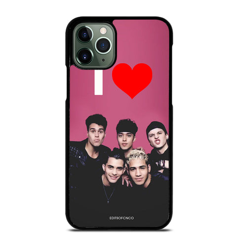 I LOVE CNCO MARBLE 2 iPhone 11 Pro Max Case