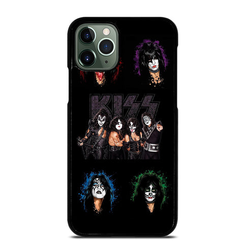 KISS BAND iPhone 11 Pro Max Case