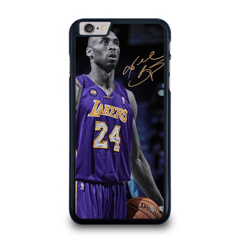 KOBE BRYANT 24 LA LAKERS iPhone 6 / 6S Plus Case