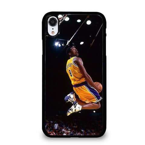 KOBE BRYANT DUNK iPhone XR Case