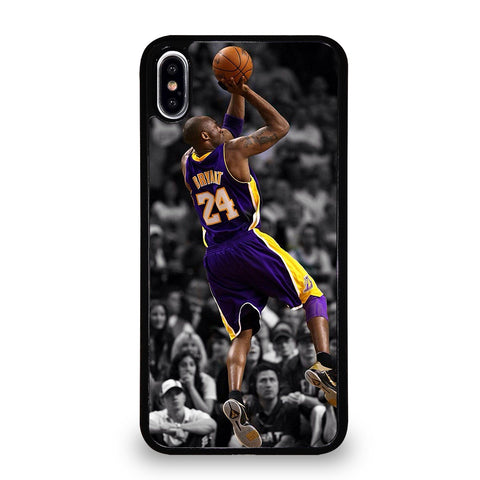 KOBE BRYANT LA LAKERS 2 iPhone XS Max Case