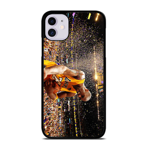 KOBE BRYANT LA LAKERS 4 iPhone 11 Case